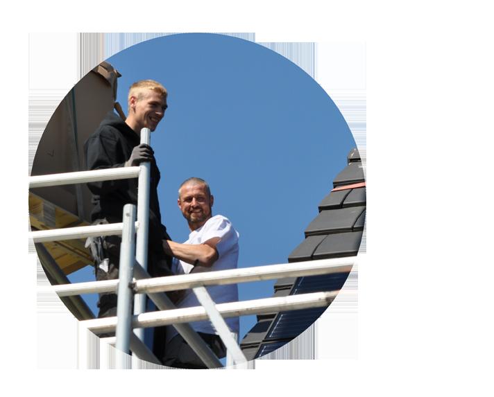 installateur zonnepanelen IZEN energy systems